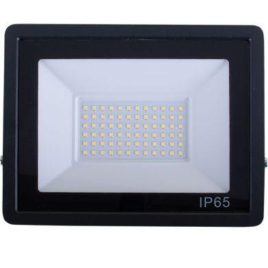 Proyector TUMUT IP65 50W LED 3750lm 6400K C.21xL.3,2xA.15,8cm Negro