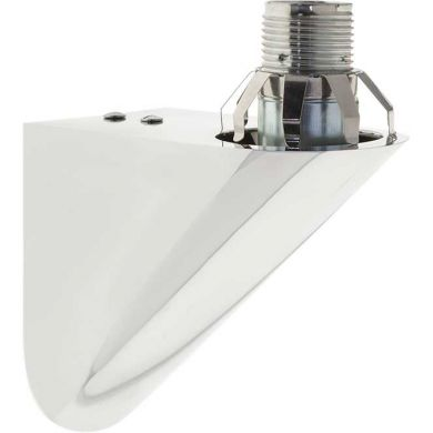 Base for Wall Lamp 1xE14 L.6,5xW.12xH.15cm Chrome