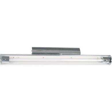 Plafond TIMON 1x14W G5 T5 L.61xW.7xH.10,5cm Chrome