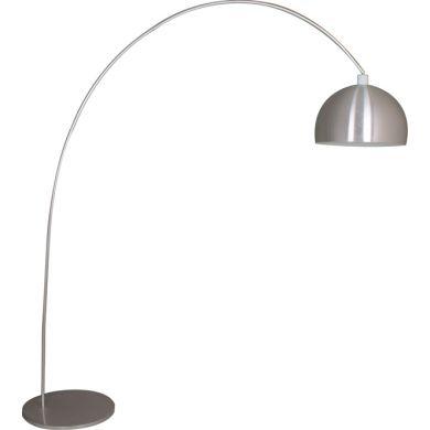 Lámpara de Pie OXFORD 1xE27 L.43xAn.170xAl.182cm Gris