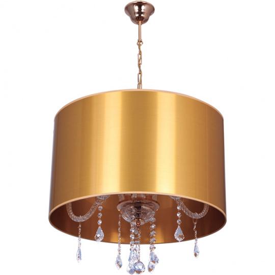 Ceiling Lamp ADELINA 4xE14 H.Reg.xD.50cm Gold