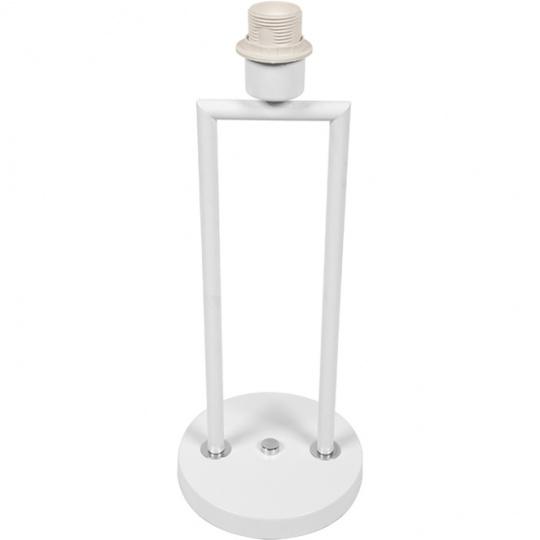 Base for Table Lamp MONTIJO 1xE27 H.45xD.18cm White