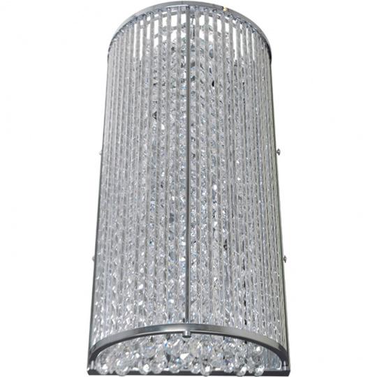 Wall Lamp CADENCE large 4xG9 L.21xW.14xH.40cm Chrome