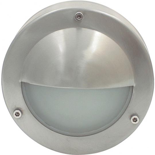 Aplique LIMA IP44 33x3,7W LED 2700K Al.6xD.15cm Acero Inoxidable
