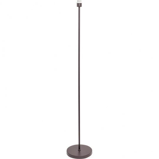 Armazón para Lámpara de Pie MALDIVAS 1xE27 Al.147xD.25cm Marron