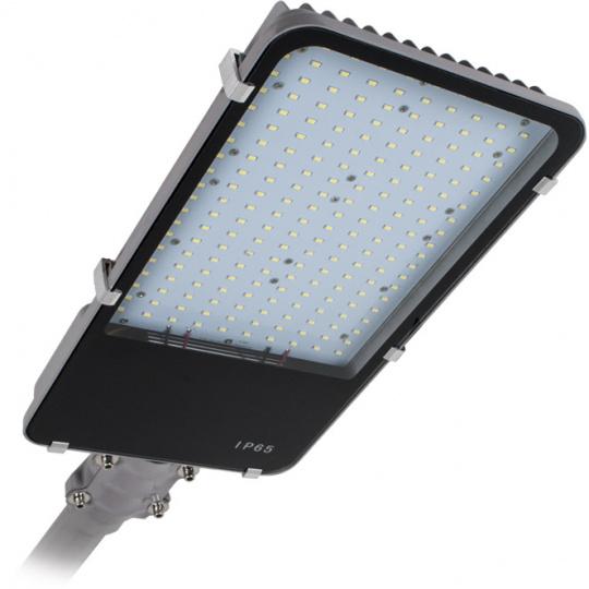 Aplique PASTEUR IP65 1x100W LED 12000lm 6000K L.25,5xAn.55xAl.6cm Gris