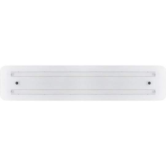 Plafond TANZANITA 2xG13 T8 LED 90cm L.98,5xW.20xH.4cm White