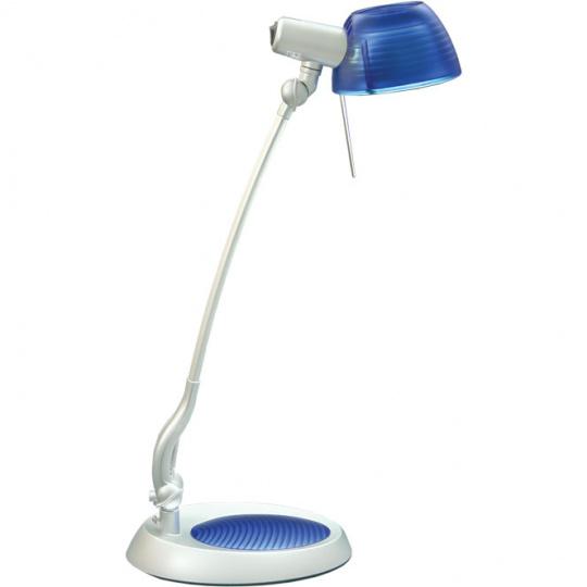 Table Lamp STREAM 1xG9 L.17xW.34xH.54cm Blue/Grey