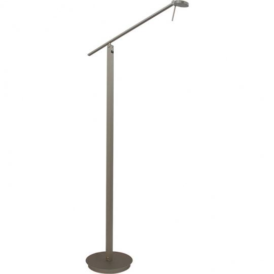 Lámpara de Pie MINIMAL 1xG6.35 L.28xAn.68xAl.160cm Gris
